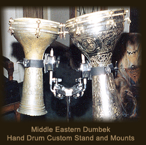 custom drums middle east